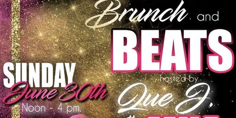 Brunch and Beats by Que J The MUA tickets