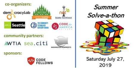 Summer Solve-a-thon tickets