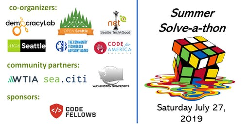 Summer Solve-a-thon