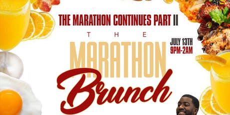 THE MARATHON BRUNCH PT2 tickets
