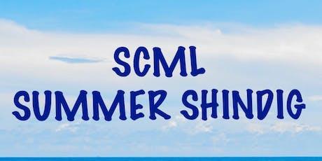 SCML Summer Shindig tickets