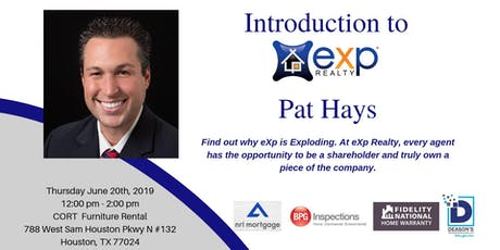Copy of Copy of Introduction To eXp Realty tickets