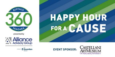 Come Together for Happy Hour at Castellani Art Museum  tickets