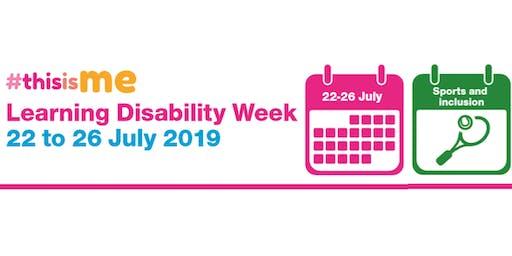 Cricket Roadshow - Learning Disability Week 2019