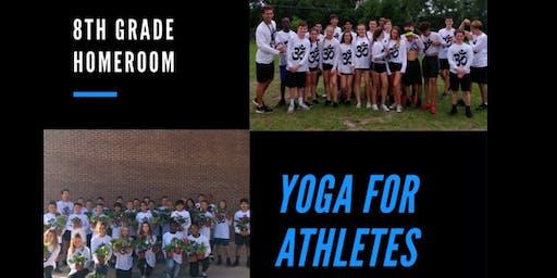 8th Grade: Yoga for Athletes