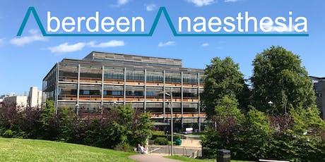 Aberdeen Basic Regional Anaesthesia Course tickets