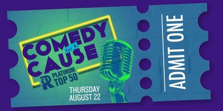 Comedy for a Cause San Antonio tickets