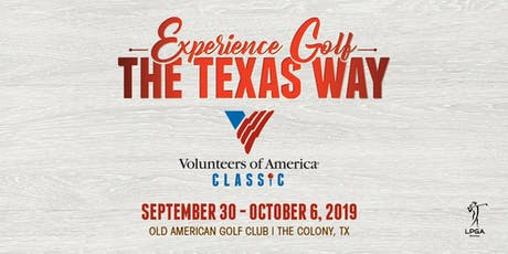 2019 Volunteers of America Classic tickets