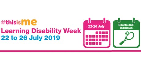 Multi Sports session - Learning Disability Week 2019 tickets