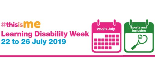 Keep Fit to Music! - Learning Disability Week 2019