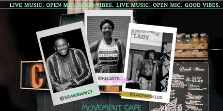 Movement Cafe tickets