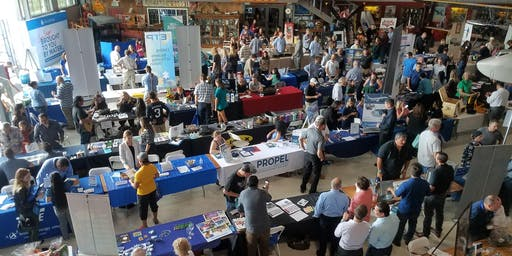 2019 Manufacturing Expo - Bringing Manufacturing to Main Street