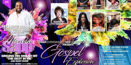 Gospel Explosion w/ Marvin Sapp