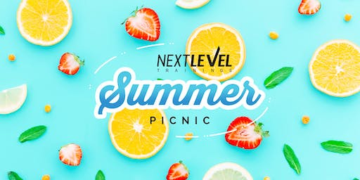 Next Level Community Summer Picnic