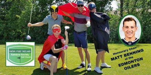 Swing Fore Dreams Rainbow Society Golf Classic 2019