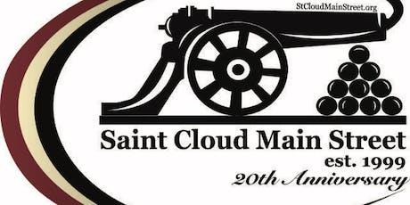 Annual Membership Meeting Main Street's 20th Anniversary  tickets