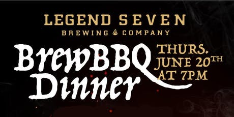 Brew BBQ Dinner tickets