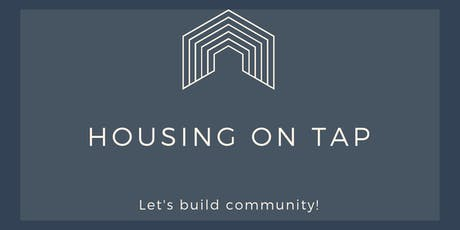 Housing on Tap tickets