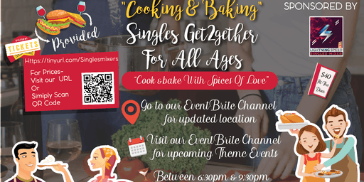 """Cooking & Baking while mingling with Singles"": Learning new skills without poisoning each other"