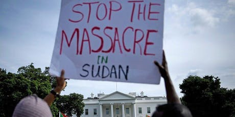 RALLY FOR PEACE: Sudan Massacre tickets