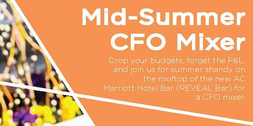 Mid-Summer CFO Mixer
