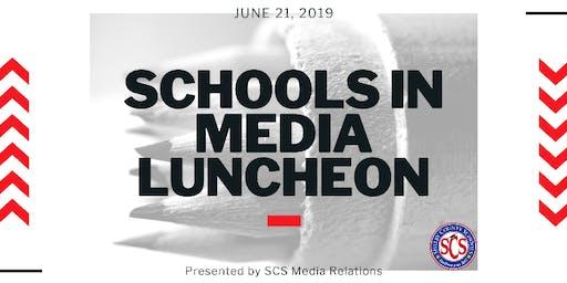 Schools In Media Luncheon