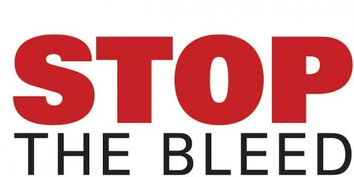 Stop the Bleed First Aid Class