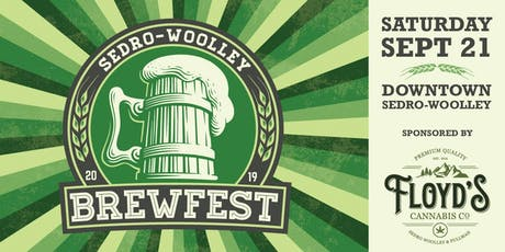 3rd Annual Sedro-Woolley Brewfest tickets