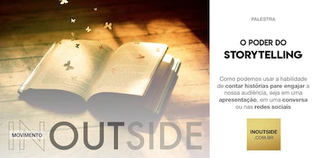 O Poder do Storytelling 18/06/19 ingressos