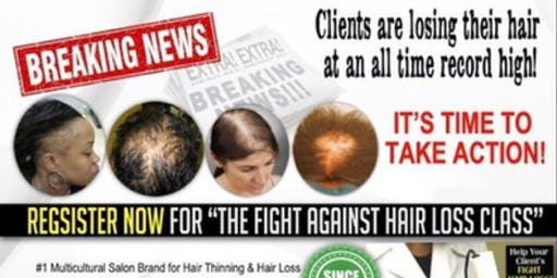 The Fight Against Hair Loss