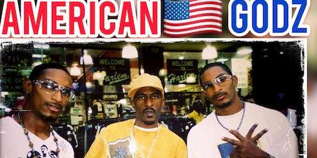 American Godz | Hip Hopi Prophesies  tickets