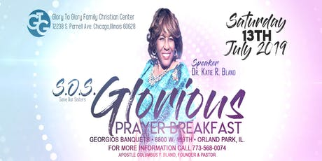 Glorious Prayer Breakfast tickets