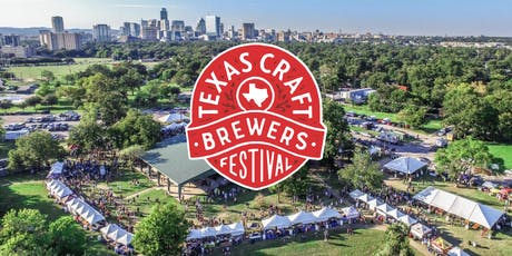 2019 Texas Craft Brewers Festival tickets