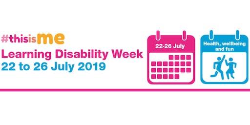 Meet the Nursing Team - Learning Disability Week 2019