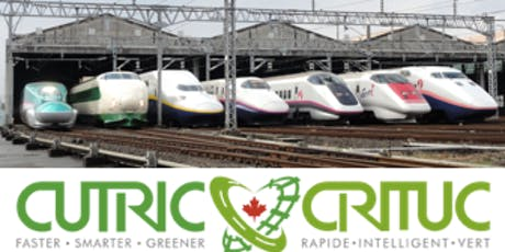 CUTRIC-Transport Canada Rail Innovation Initiative: Register for Session #4, Alternative Materials tickets