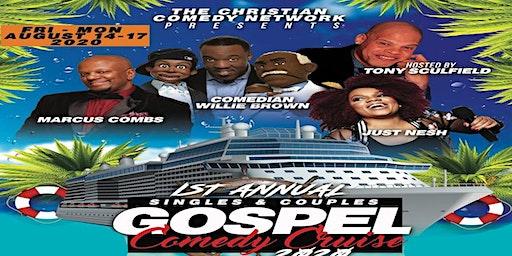 1st Annual Gospel Comedy Cruise Deposit