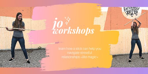 Jo Workshop - Introductory
