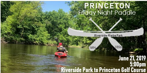 Friday Night Paddle and Fish Fry Events