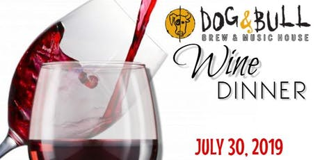 Wine Dinner at Dog & Bull with Rosebank Winery tickets