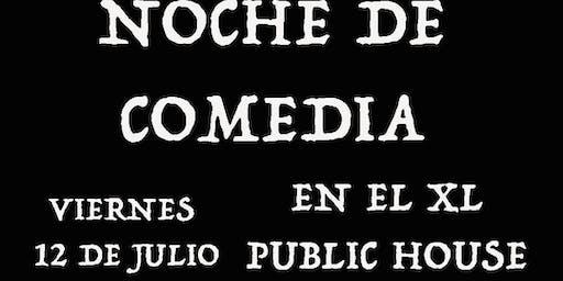 XL Public House Noche De Comedia