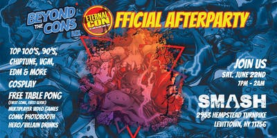 Beyond The Cons AEX Presents - The Official Eternal *** Afterparty 2019