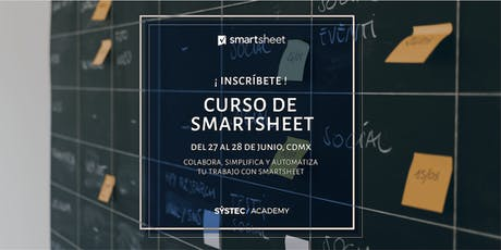 Colabora, simplifica y automatiza tu trabajo con Smartsheet entradas
