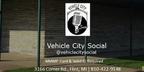 Vehicle City Social Membership tickets