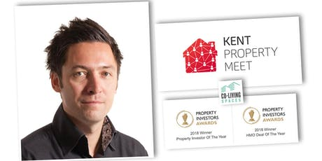 Kent Property Meet Wed 26th Jun with Stuart Scott (Co-Living Spaces) tickets