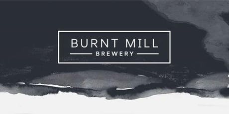 Burnt Mill Tap Showcase / Meet the founder & head Brewer. tickets