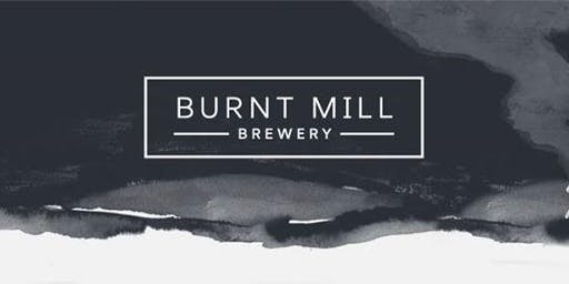 Burnt Mill Tap Showcase / Meet the founder & head Brewer.