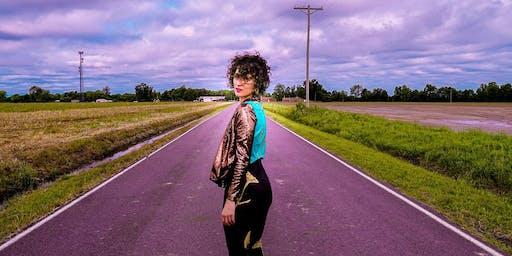 Nashville Indie Artist Whoa Dakota with The Mimzees at Café Paradiso