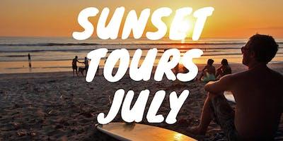 Friday Sunset Tour