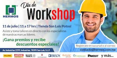 Día de Workshop San Luis Potosí