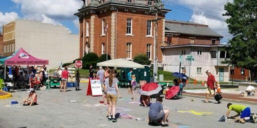 Chalk Fest 2019